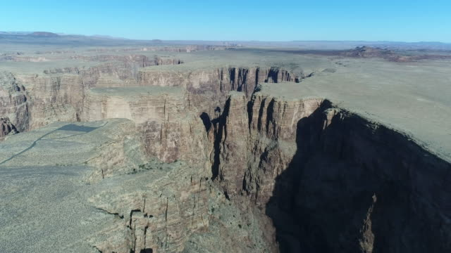 aerial view of grand canyon - grand canyon stock videos and b-roll footage