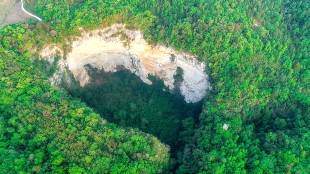 Luchtfoto van Guangxi