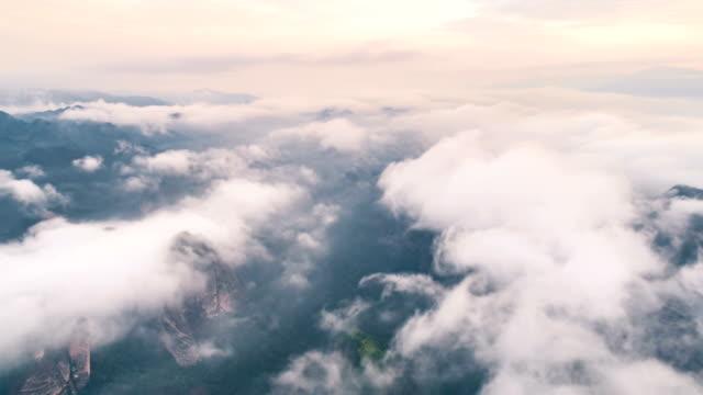 Luftaufnahme von Guilin - Zeitraffer