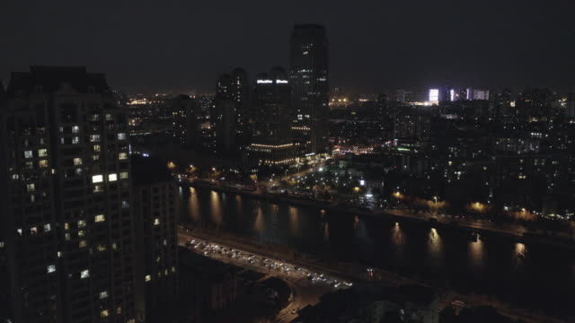 aerial view of hai river - hai river stock videos & royalty-free footage