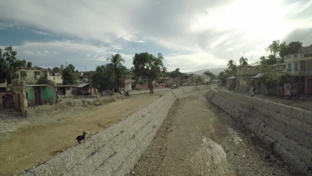 Aerial view of Jacmel