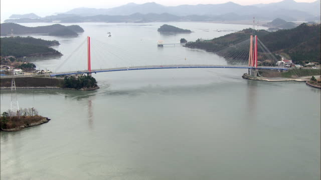 Aerial View of Jindodaegyo Bridge