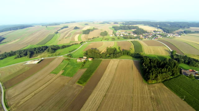 Aerial view of lower austria