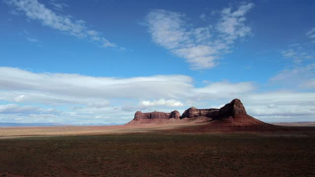 aerial view of monument valley - exmoor national park stock videos & royalty-free footage