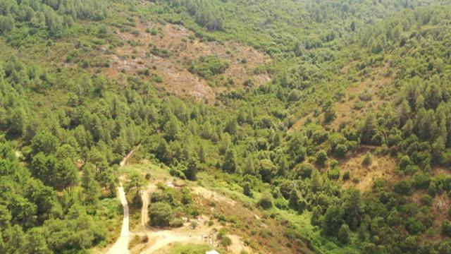 ピアナのカランシュ山脈の空中写真 - カランシェ点の映像素材/bロール