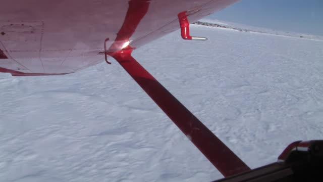 Aerial view of Nome, Alaska