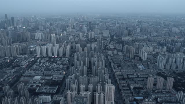 Luftaufnahme des Wohnhauses