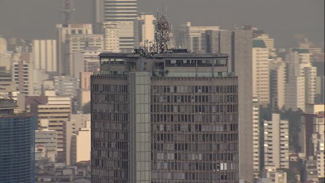 Aerial View of São Paulo - Skyline