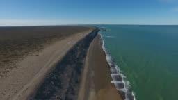 Aerial view of South Atlantic Beach