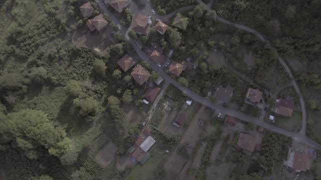 vídeos de stock e filmes b-roll de aerial view of i̇stanbul - linha do elétrico