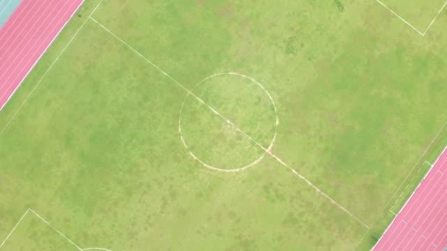 Luftbild Aufnahmen von Soccer Fields