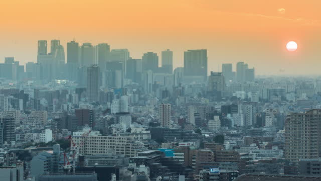 aerial view tokyo - tokyo midtown stock videos and b-roll footage
