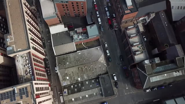 aerial views of liverpool - sculpture stock videos & royalty-free footage