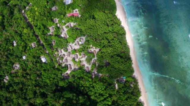 Aerial Views of Tikopia, Solomon Islands