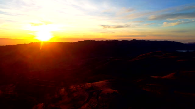 aerial views - mountain range stock videos & royalty-free footage