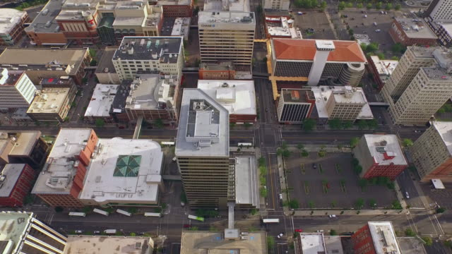 aerial washington spokane - washington state stock videos & royalty-free footage