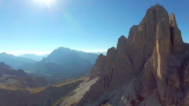 Antenne: Dolomiten Tri cime
