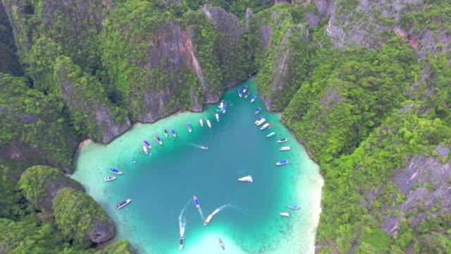 Aerial:Phi Phi island
