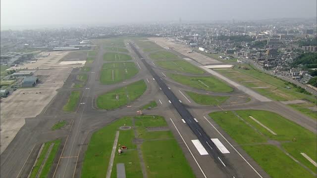 Aerials Fukuoka Airport
