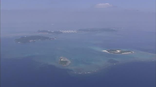 Aerials Okinawa Ukibaru Island