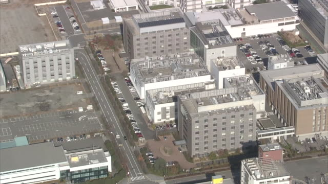 Aerials over the RIKEN's Center for Development Biology in Kobe RIKEN is Japan's largest and most comprehensive research organization for basic and...