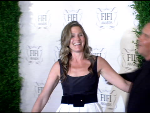 aerin lauder and michael kors at the 34th annual fifi awards presented by the fragrance foundation at the hammerstein ballroom in new york new york... - aerin lauder stock videos and b-roll footage