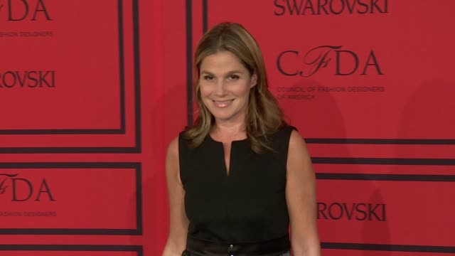 aerin lauder at 2013 cfda fashion awards arrivals at alice tully hall on june 03 2013 in new york new york - aerin lauder stock videos and b-roll footage