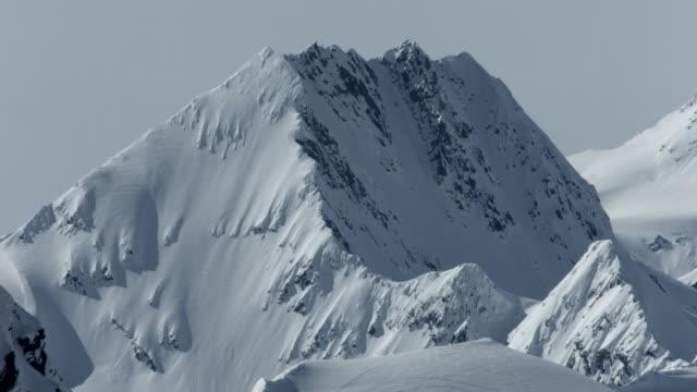 Aesthetic Alaskan Mountain