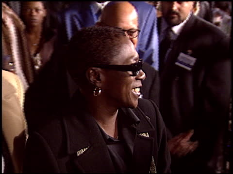 afeni shakur at the 'tupac: resurrection' premiere at the cinerama dome at arclight cinemas in hollywood, california on november 4, 2003. - arclight cinemas hollywood stock videos & royalty-free footage