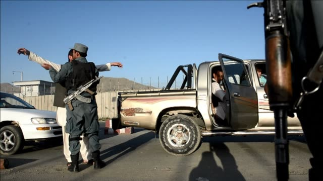 Afghan police and army are on high alert ahead of Saturdays run off presidential election which the Taliban have threatened to target