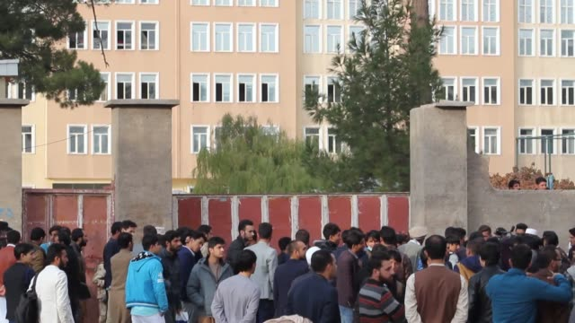 afghan security forces take over the control of a high school linked to fetullah terrorist organization the group behind the 2016 coup attempt in... - uludag stock videos and b-roll footage