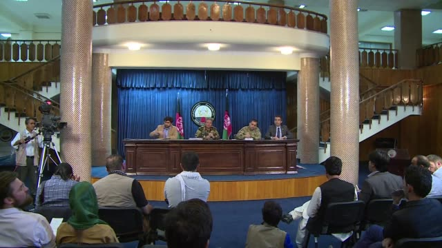 Afghan security officials spoke out on Monday about security measures taken to rescue the northern Kunduz province's capital city from Taliban...