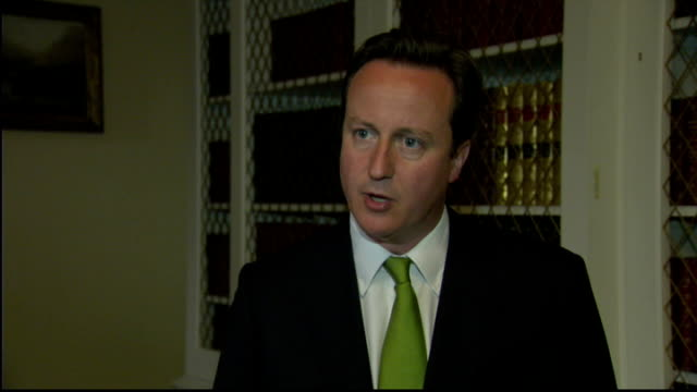afghan soldier kills three british soldiers; england: london: int david cameron mp interview sot - this is a rogue element in the afghan national... - afghan national army stock videos & royalty-free footage