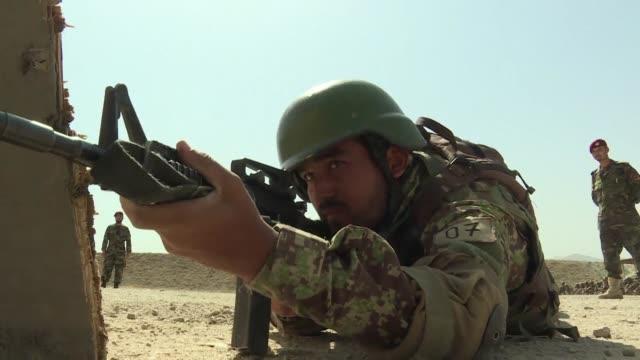 Afghanistan government doubles the number of the Afghan special forces and commandos
