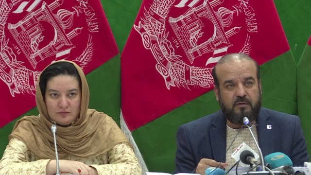 Afghanistan Independent Election Commission announces the end parliamentary elections with giving a figure of around four million people turning out...