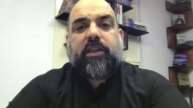 taliban extend takeover of regional capitals; location unknown: int bilal sarwary interview via the internet sot - war and conflict stock videos & royalty-free footage