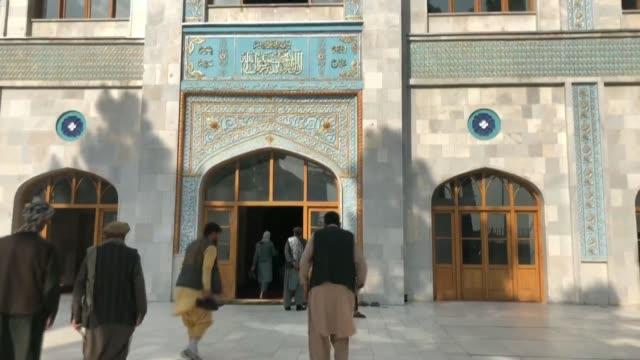AFG: Afghans visit mosques as Eid al-Adha ceasefire begins