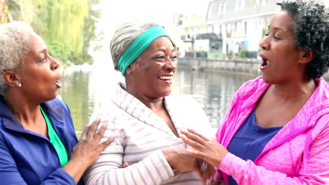 african american women, best friends talking, laughing - gossip stock videos & royalty-free footage