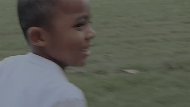 african boy running - orphan stock videos & royalty-free footage