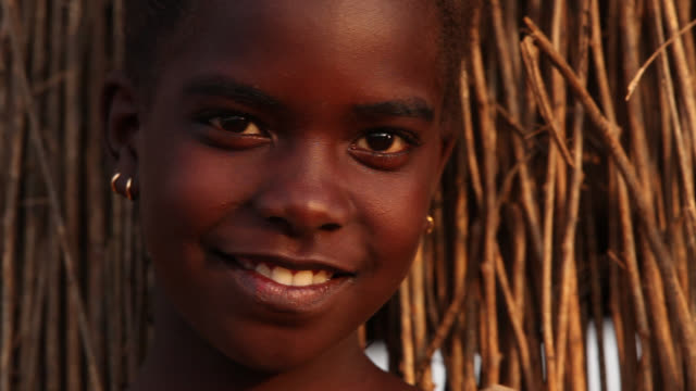 african child - senegal stock videos & royalty-free footage