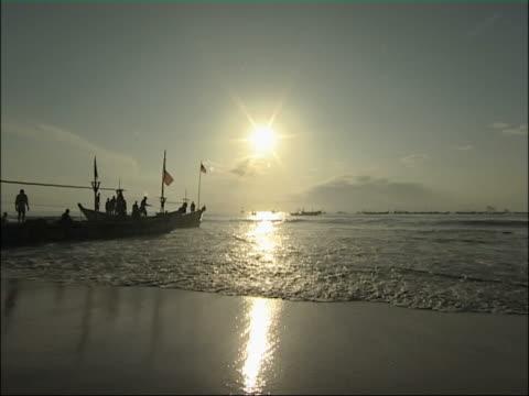 African coast.