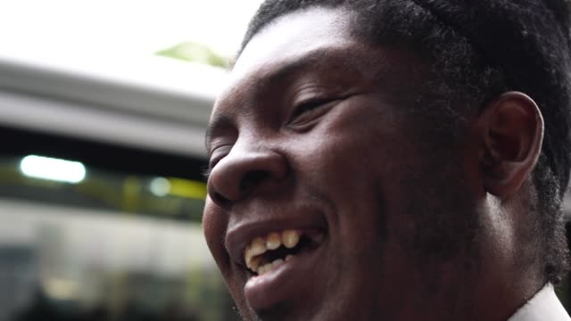 african ethnicity men enjoyment and laughing - pardo brazilian stock videos & royalty-free footage