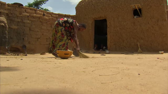 African leaders have admitted they could be doing more to help UN targets on reducing world poverty tackling hunger disease They're meeting their...