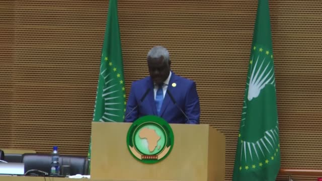 african leaders met on saturday to decide on institutional reforms for the african union commission, calling these reforms imperative for africa to... - chairperson stock videos & royalty-free footage
