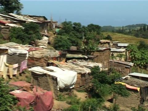 African Slum Shacks 10