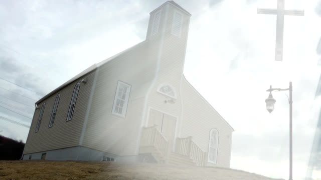 africville church in halifax, nova scotia - baptist stock videos & royalty-free footage