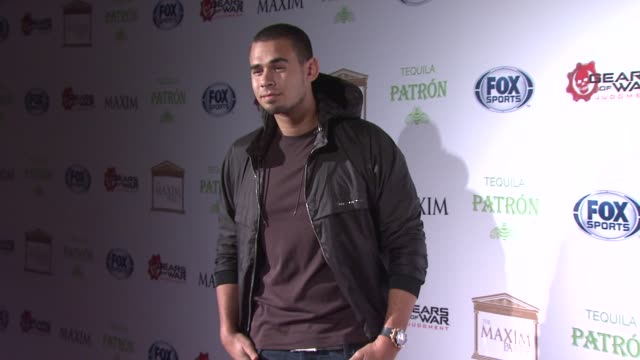 Afrojack at Patron Tequila Presents The Maxim Party With Gears of War Judgment For XBOX 360 FOX Sports Starter on 2/3/13 in New Orleans LA