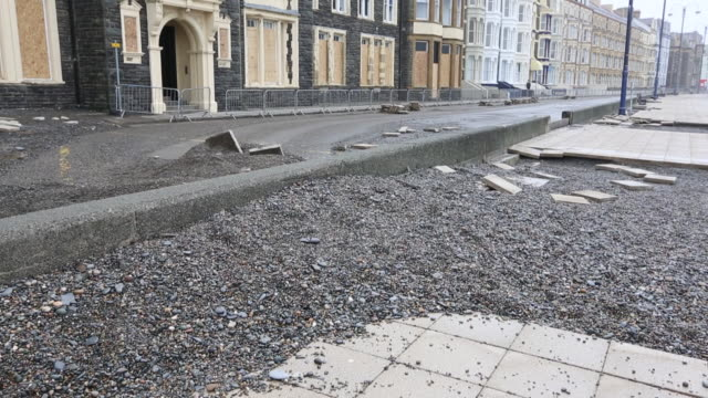 After a week of high tides, storm surges and storm