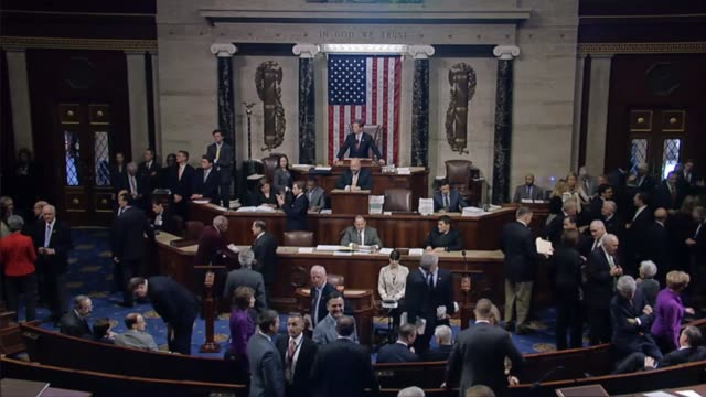 After an hour of debate and months of negotiation the House of Representatives passed a conference report for the National Defense Authorization Act...