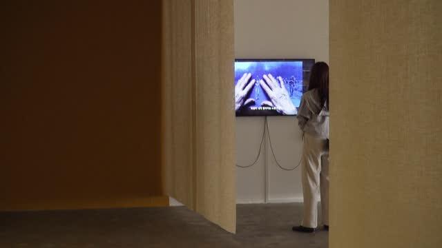 KOR: South Korea holds Gwangju Biennale contemporary art festival